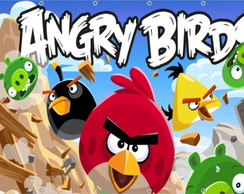 Pain�is Para Festa - Angry Birds