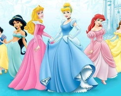 Pain�is Para Festa - Princesas