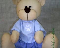 Urso Matt Peso de Porta
