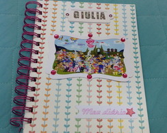 Caderno di�rio My little Pony