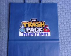 sacola trash pack