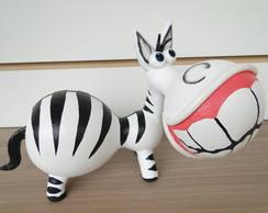 Zebra de caba�a