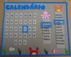 Painel Calend�rio
