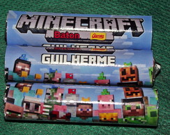 Chocolate Baton Minecraft