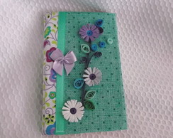 Caderneta bloco auto-adesivo