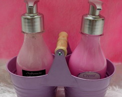 Kit Creme Hidratante e Sabonete L�quido