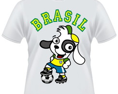 Camiseta Doki Brasil