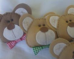 Chaveiros de ursinho
