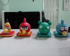 decorativos Angry Birds