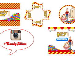 Kit digital Candy crush