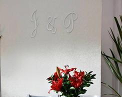 Letras cursivas 20cm de altura
