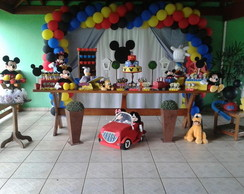 Decora��o Turma do Mickey ALUGUEL