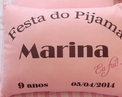 Festa do Pijama - Travesseirinho