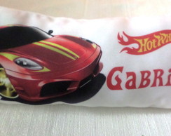 Almofada Personalizada Hot Wheels