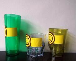 adesivos personalizados para copos.