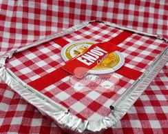 Marmita Glicose Extra Vermelha