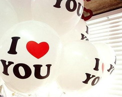 Bal�o I love you