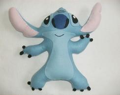 Boneco Stitch -Lilo e Stitch - em feltro