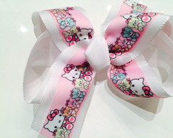 LA�O HELLO KITTY COM BRANCO TAM M