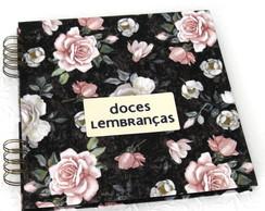 �lbum Doces Lembra�as - Rosas