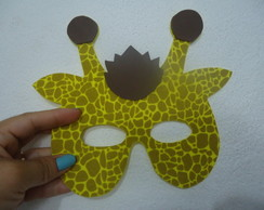M�scara de Girafa