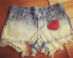 SHORT DUO JEANS
