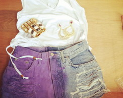 Short Duo Lil�s X Jeans