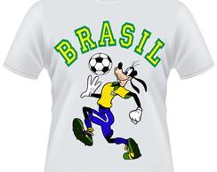 Camiseta Pateta Brasil