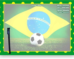 Torneio Futebol 15 Adesivos