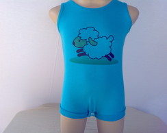 Body Regata infantil Tam. G