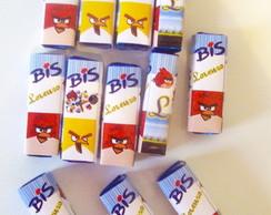 Bis Personalizado - Angry Birds