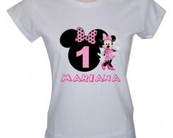 Camiseta personalizada Minie
