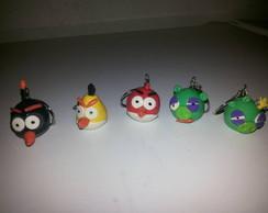 Chaveiro do Angry birds