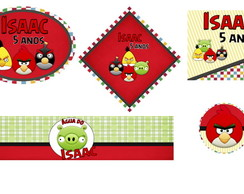 Kit digital Angry birds 2