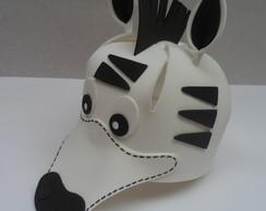 """Chap�u em E.V.A. """" Zebra """""""
