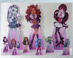 Kit 09 Display Monster High