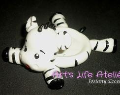 Porta Docinho Saf�ri Zebra