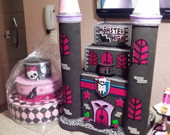 Castelo Monster High - BIG