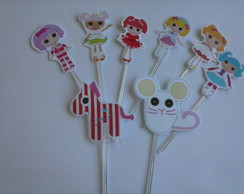 Toppers Corte Especial - Lalaloopsy