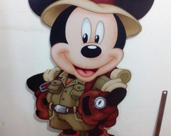 Display em MDF 1,20m - Mickey Safari
