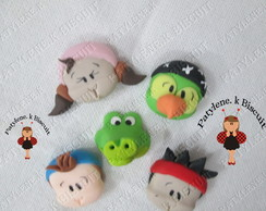 APLIQUE DE BISCUIT JAKE E OS PIRATAS K-1