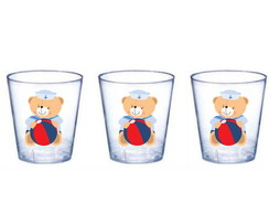 Copinho para doces Urso Marinheiro