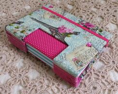 Caderno Paris Vazado