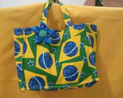 Sacolinha de m�o Copa Brasil