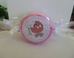 Balinha De Toalha - beb� menino (a)