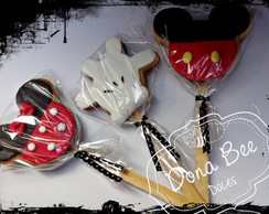 Biscoito Minnie e Mickey