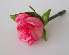 Caneta Flor em Eva