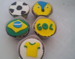 Cupcake do Brasil