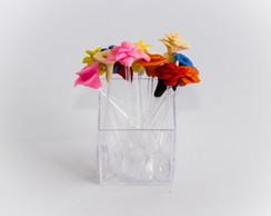 Mini Colher Gourmet Flores
