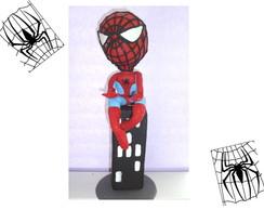 Topo de Bolo do Homem Aranha